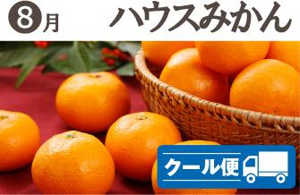 武田の頒布会8月・ハウスミカン